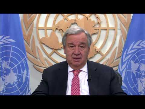 Video : Journée internationale du parlementarisme : le message de António Guterres