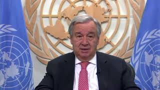 Journée internationale du parlementarisme : le message de António Guterres