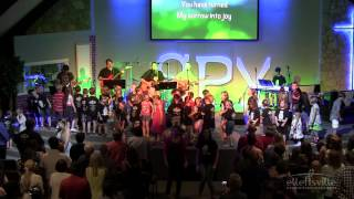 """VBS Sunday 2014 - Kids Performing """"This is How We Overcome"""""""
