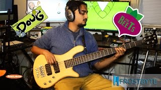 Killer Tofu - The Beets (Bass Cover) [90's Doug] | Frostbyte