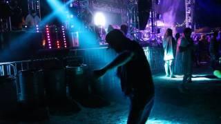 DJ Dials at northern nights 2016