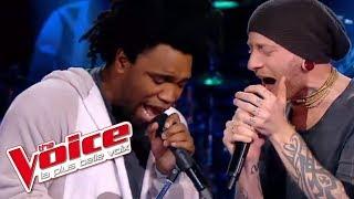 The voice 2014│Spleen VS Pierre Edel - Bennie and the Jets (Elton John)│Battle