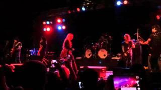 Escape the Fate - Ashley (feat. Ashley Costello) / Live @ LiveMusicHall Köln 13.02.2016