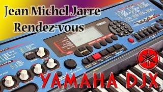 Jean michel jarre rendez-vous yamaha psr d1 djx cover