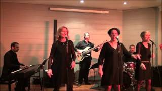 Les Sisters - Sweet inspiration (live) Rhythm and blues