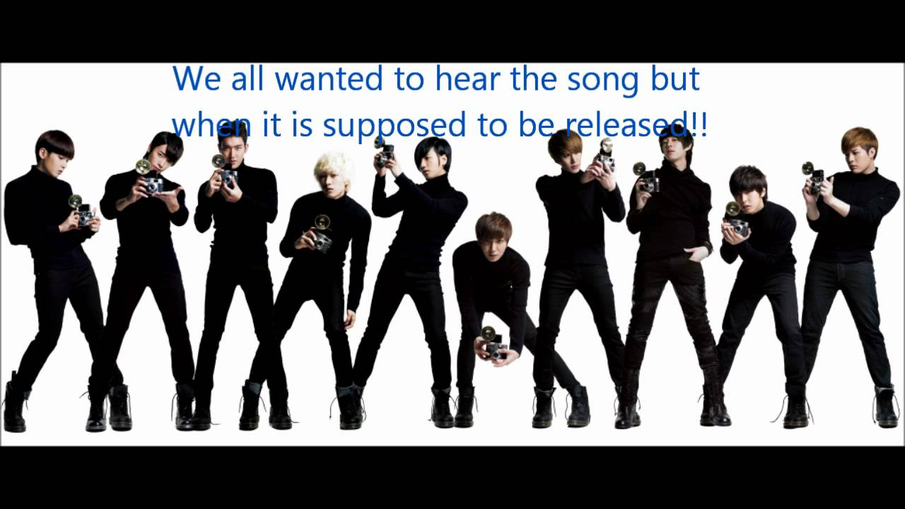 (MUST SEE) 110916 DON'T REUPLOAD THE LEAKED VERSION OF A-CHa! ( SUPER JUNIOR)