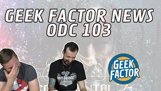 Geek Factor News 103   John Wick, Ghostbusters i Space Force