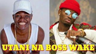 Maromboso Akimtania Boss Wake Diamond Platnumz Uko South Africa width=