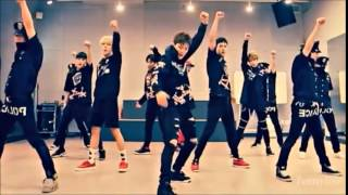 BTS + Monsta X || War of Hormone