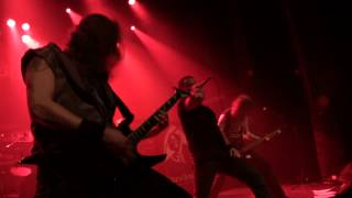 Death Wolf - Circle of Abomination, live in Montreal