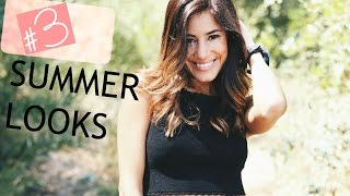 #3 Summer Looks // Summer 2015