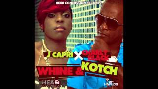 Charly Black & J-Capri- Wine & Kotch [NOV 2012] [Head Concussion Records]