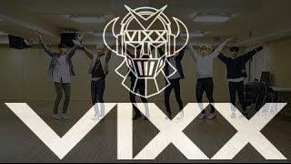 빅스(VIXX) '이별공식' 안무 연습 영상 (Practice 'Love Equation' dancing Video)