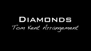 Backing Track: Rihanna - Diamonds (Tom Kent Arrangement) Backing Track/Karaoke/Instrumental