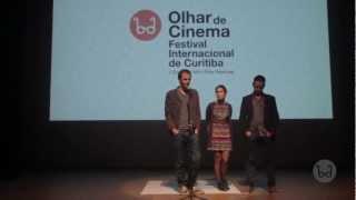 Dia 1 - Olhar de Cinema -- Festival Int'l de Curitiba