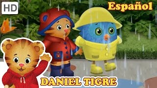 Daniel Tigre en Español -  La Tormenta de Miedo