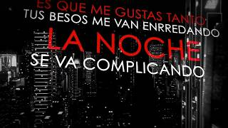 JUAN ESTEBAN feat EDDY K - Me Gustas Tanto - Lyric Video (Prod. Sharo Torres)