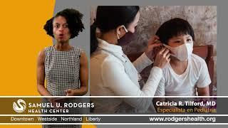 SAMUEL U. RODGERS  LES TRAE CONSEJOS DE SALUD - CÓMO PROTEGER A SUS HIJOS SI TIENEN ASMA.