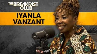 Iyanla Vanzant On Changing Lives, Mending Her Relationship With Oprah + More width=