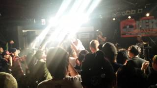 """Loyal To The Grave feat. Ryo (Crystal Lake) - Brother (Hatebreed cover) @ NERDS Fest """"WHAT U REP"""""""