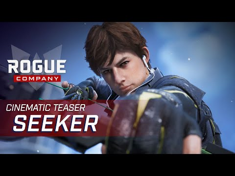 WTFF::: Rogue Company Adds New Playable Character Seeker