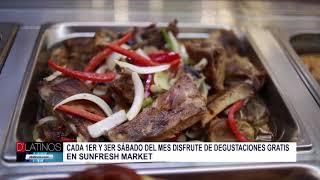 SUNFRESH MARKET, Los invita a degustar su deliciosa comida