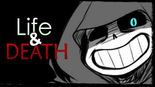 【Reapertale Comic Dub】- Life and Death