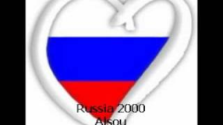 Eurovision Song Contest 2000 - Russia