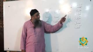 Lecture 43 - Quran Arabic As Easy as Urdu By Aamir Sohail width=