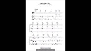Big Girls Don't Cry - Matthew Scarborough
