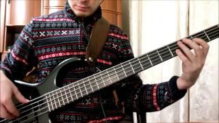 Casa de Noca - Maria Rita (Bass cover)