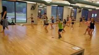 Center Stage Dance Studio X Master Class X Samantha Caudle