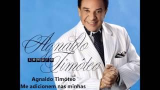Agnaldo Timóteo  CD Sempre - Musica Fica Comigo esta Noite
