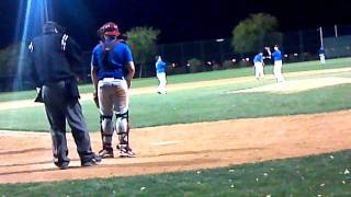 16 Year Old Pitching, George Valenzuela From Arizona Goes To Mesquite High School, RHP