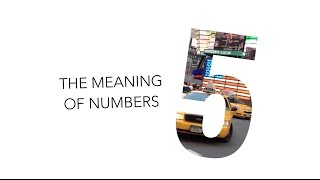 The Meaning of Numbers: 5 / NUmerology | Andrea's Number