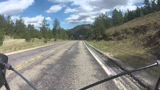 TransAm, Day 48 - Royal Gorge to Hartsel