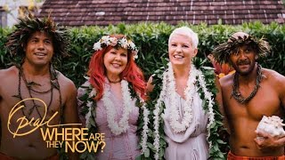 The B-52s' Kate Pierson on Falling in Love with a Woman | Where Are They Now | Oprah Winfrey Network