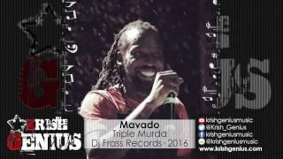 Mavado - Triple Murda - December 2016