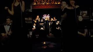 Sweet Inspiration with the Sisters of Swing and The Toronto All Star Big Band