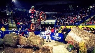 2013 FIM X-Trial World Championship -Sheffield Arena- (GBR)