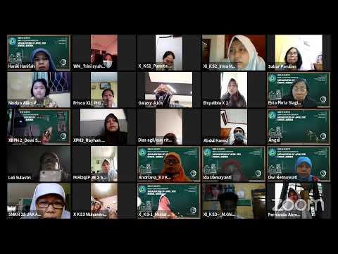 Persiapan PTM SMK Negeri 28 Jakarta
