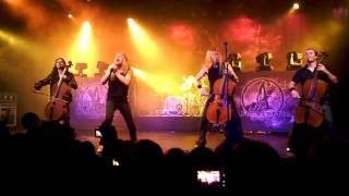 Apocalyptica - Not Strong Enough live at Nokia Theater
