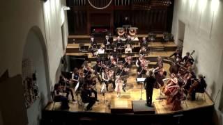 Eugène Bozza: Le Campanile. Erika Pavlíková - soprano saxophone (6 years)