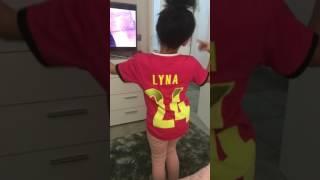 L'artiste lyna 5 ans algérienne marwa loud