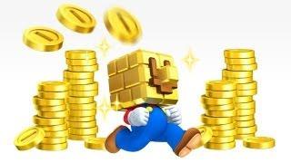 1 Milhao De Moedas  New Super Mario Bros. 2