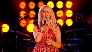 Liss Jones performs 'If I Could Turn Back Time': Knockout Performance - The Voice UK 2015 - BBC One