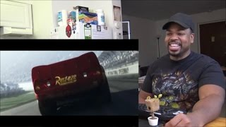 Cars 3 Official Teaser Trailer #3 REACTION!!!