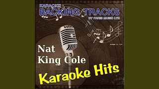On the Street Where You Live (Originally Performed By Nat King Cole) (Karaoke Version)