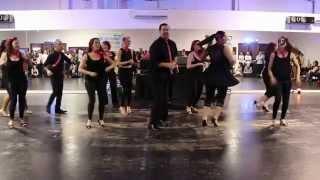Candela Afro-Latin Dance - Student Salsa Shines Team @ The Latin Club Melbourne