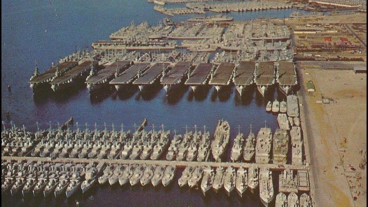The Mothball Fleet